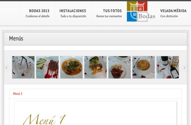 Screenshot-velada-menus